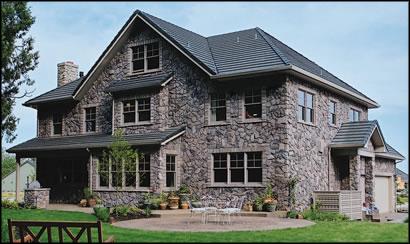 exterior stone veneer